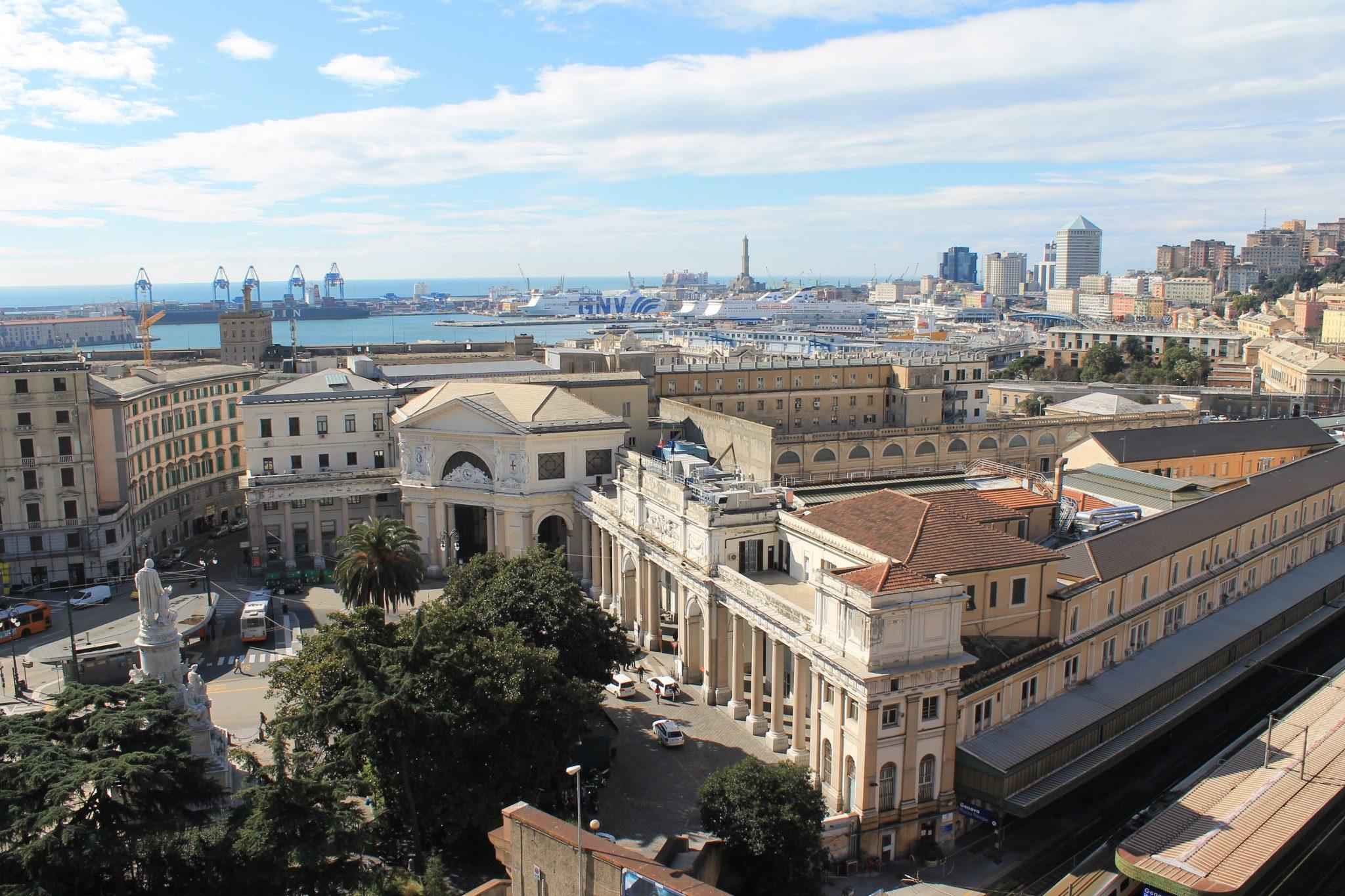 Home Hotel Bellevue Genova